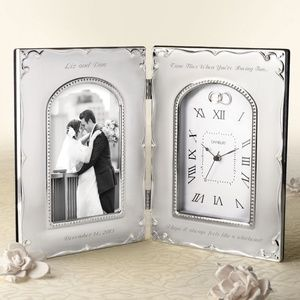💍Forever Yours Frame Clock